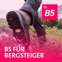 Logo of the podcast B5 für Bergsteiger