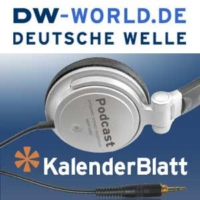 Logo of the podcast Kalenderblatt | Deutsche Welle