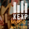 Logo of the podcast KEXP Presents Music That Matters