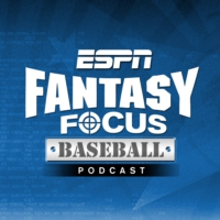 Logo of the podcast ESPN - Fantasy Focus Baseball