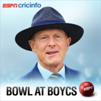 Logo of the podcast Cricinfo: Bowl at Boycs