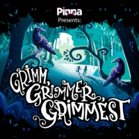 Logo of the podcast Grimm, Grimmer, Grimmest