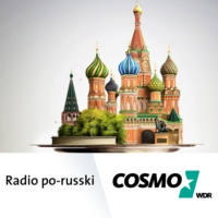 Logo of the podcast COSMO Radio po-russki