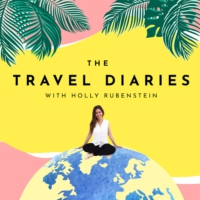 Logo of the podcast The Travel Diaries