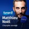 Logo of the podcast L'équipée sauvage - Matthieu Noël