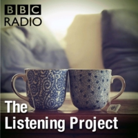 Logo of the podcast The Listening Project Christmas Special