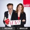 Logo du podcast France Inter - Le 5/7