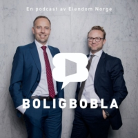 Logo of the podcast Boligbobla