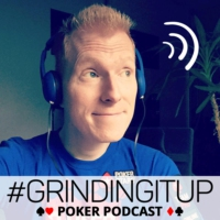 Logo of the podcast Grinding it UP! Poker Podcast