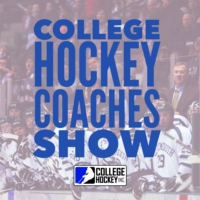 Logo of the podcast College Hockey Coaches Show