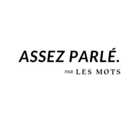 Logo of the podcast Assez parlé, le podcast qui donne envie d'écrire
