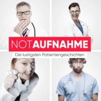 Logo of the podcast NotAufnahme – die lustigsten Patientengeschichten