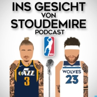 Logo of the podcast Game 7 in Boston und Cleveland + Ausblick in die zweite Playoff-Runde