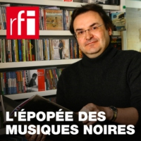 Logo of the podcast Jerry Léonide, à la source du jazz mauricien