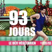 Logo du podcast 93 Jours - Le Défi Végétarien