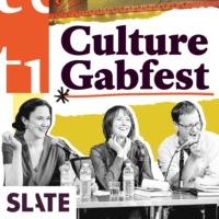 Logo of the podcast Culture Gabfest