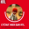 Logo of the podcast C'était hier sur RTL