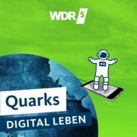 Logo du podcast WDR 5 Quarks – digital leben
