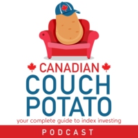 Logo of the podcast Canadian Couch Potato
