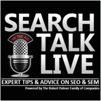 Logo du podcast Refreshing Old Content and Finding Out About Your Demographics -Search Talk Live