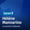 Logo of the podcast Le portrait inattendu - Hélène Mannarino