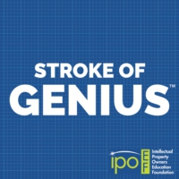 Logo of the podcast Stroke of Genius