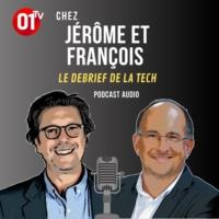 Logo du podcast Chez Jérôme et François (podcast techno)