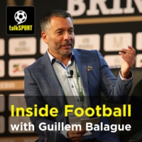 Logo of the podcast Inside Football with Guillem Balague