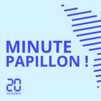 Logo of the podcast Minute Papillon!
