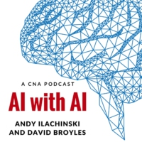 Logo du podcast AI with AI