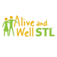 Logo of the podcast Alive and Well STL