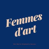 Logo of the podcast Femmes d'art