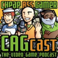 Logo of the podcast CAGcast
