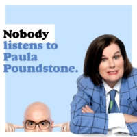 Logo of the podcast Nobody Listens to Paula Poundstone
