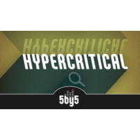 Logo du podcast 5by5 - Hypercritical