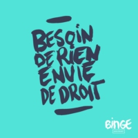 Logo of the podcast Besoin de rien, envie de droit