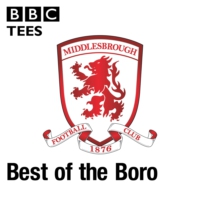 Logo of the podcast BBC Tees Sport: Boro Promoted : Ben Gibson & Dimi Konstantopoulos 1/4 10th April 16