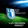 Logo of the podcast Neues vom Krügel-Platz – der MDR SACHSEN-ANHALT FCM-Podcast