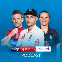 Logo of the podcast Sky Sports Cricket Podcast