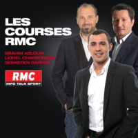 Logo du podcast Les courses RMC