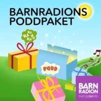 Logo of the podcast Barnradions poddpaket 3-8 år