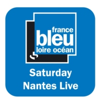 Logo du podcast Saturday Nantes Live - France Bleu Loire Océan