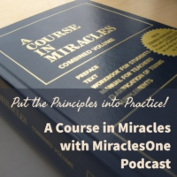 Logo of the podcast A Course in Miracles with MiraclesOne