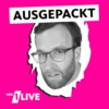Logo of the podcast 1LIVE Ausgepackt