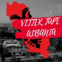 Logo of the podcast Vittek Tape Albania