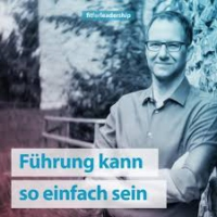 "Logo of the podcast Interview mit Stefan Brandt: ""Das erste Mal Chef"""