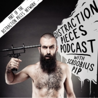 Logo du podcast DrunkCast (Mk7) - Part 2 - Distraction Pieces Podcast with Scroobius Pip #145