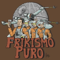 Logo of the podcast Frikismo puro