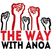 Logo of the podcast The Way With Anoa's show