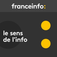 Logo du podcast Le sens de l'info. Le media global